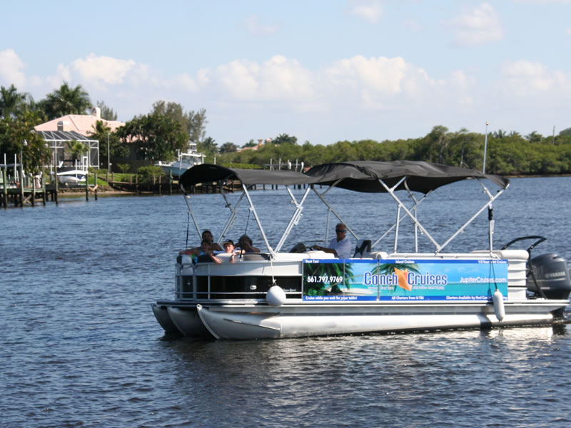 Conch Cruise Boat Tours